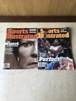 Vintage Sports Illustrated Pat Summitt And UT Lady Vols March And April 1998