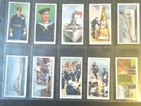 1939 Lambert & Butler  army navy air force trad.set 50 cards Tobacco Cigarette