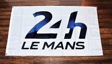 Le Mans 24 Hours Hrs Racing Flag Formula One 1 Team F1 Motorsports Banner LeMans