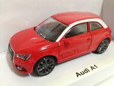 1/43 Audi A1 Diecast Rastar