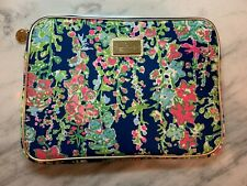 Lilly Pulitzer laptop sleeve