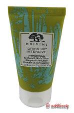 Origins Drink UP Intensive Overnight Mask 1.7oz/50ml New & Unbox