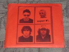 Super 8's:  Taxman  CD Single DIY self released 2003  NM