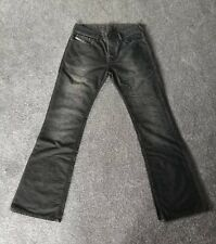 Mens Diesel Cord Jeans Zathan 0040C Wash Regular BootCut W30 L32