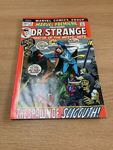 Marvel Premiere 4 Dr Strange