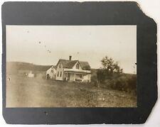 Rare Early 1880s Old Nova Scotia Canada Antique Original Cabinet Photograph ID'd