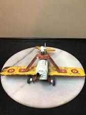 Vintage Toy Plane Autogyro Aircraft.La Cierva Spain. Rough shape. True Survivor!