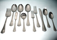 Lenox Butler's Gourmet 54 Piece 18/10 Stainless Flatware Service for 8 New