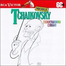 1 Cent CD MORE TCHAIKOVSKY GREATEST HITS classical ROMEO JULIET SLEEPING BEAUTY