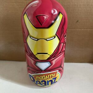 Mixed Lot of Mighty Beanz w/ IronMan Case - Qty 19