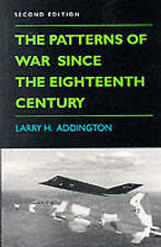 The Patterns of War Since the Eighteenth Century, Second Edition (Paperback), A.