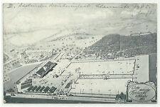 """Chemnitz 3. Sächs. Kreisturnfest 1905 SONDERSTEMPEL """"Chemnitz Kreis-Turnfest"""""""