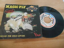 "7"" pop space-Magic FLY/Ballad for space Lovers (2 chanson) disques vogue/"