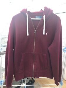 Polo By Ralph Lauren Hoodie Large