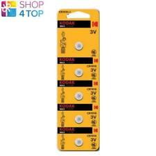 5 KODAK CR1616 MAX LITHIUM ULTRA BATTERIES 3V COIN CELL DL1616 ECR1616 NEW