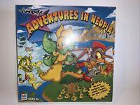 NEW Adventures In Neopia Board Game Milton Bradley Neopets 8+ VTG Retro 2003 USA