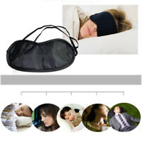 10X Eye Mask Soft Padded Travel Night Sleeping Blindfold Sleep Aid Shade Cover M
