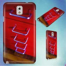 ILLUMINATED RED HARD CASE FOR SAMSUNG GALAXY PHONES
