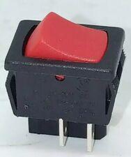 NEW Genuine SHOP VAC 8135697, 8135697 8135597 SHOPVAC RED Vacuum ON/OFF switch