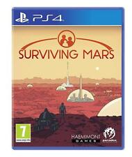 Surviving Mars For PS4 (New & Sealed)