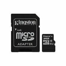Memory card microsdhc per cellulari e smartphone con 32 GB di archiviazione