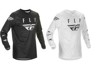 Fly Racing Universal Jersey Motocross Off-Road MX ATV BMX MTB Riding Shirt 2021