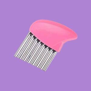 Pink Wax Cutter