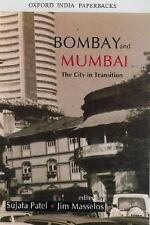 Bombay and Mumbai: The City in Transition (Oxford India Paperbacks)-ExLibrary