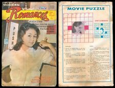 1973 Philippine MODERN ROMANCES KOMIKS MAGASIN Vilma Santos Comics