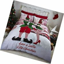 Catherine Lansfield Duvet Cover Christmas Bedding Sets & Duvet Covers
