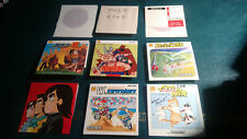 Assorted Covers (Nintendo FDS / Famicom Disk System) manual insert
