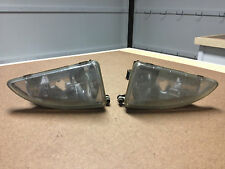2000 FORD FOCUS ZX3 2DR FOG LIGHTS (PAIR) OEM FREE SHIPPING! CT