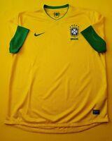 5/5 Brazil Brasil jersey XL 2012 2013 home shirt soccer football Nike ig93