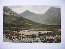 Glen Sannox, Arran.  Near Brodick, Corrie, Lochranza etc.  (Reliable - 1905)