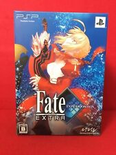 USED Max Factory Fate / EXTRA PSP benefits figma SP-009 Saber Extra in stock F/S