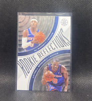 Rj Barrett Rookie Reflections New York Knicks 2019-20 Panini Illusions #1 NBA