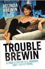 Trouble Brewin __  Belinda Brewin ___ BRAND NEW ___ FREEPOST UK