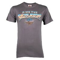 Badlands Harley-Davidson® Men's Prairie Dog Short Sleeve T-Shirt