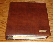 1978 Chevrolet Sales Album Dealer Presentation Book Features Colors 78 Corvette