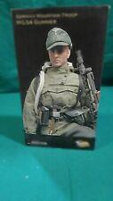 Ramcke Scala 1//6th Accessorio Giocattolo Toys City AFRICA Fallschirmjager Tan CASCO