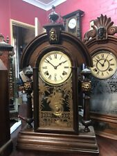 Reguladora Portugal Clock Working Antique Strike Circa 1950