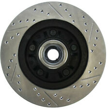 Disc Brake Rotor-High Performance Drilled And Slotted fits 97-99 Ford F-150