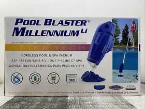 Pool Blaster Millennium Li Cordless Pool & Spa Vacuum NEW + Free Shipping