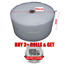 300mm x 100M SMALL BUBBLE ROLLS CUSHIONING QUALITY BUBBLE 100 METERS LONG WRAP