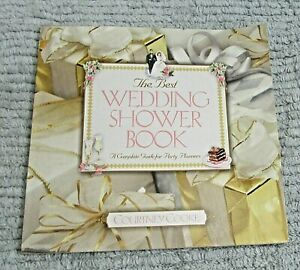2003 The Best Wedding Shower Book Guide Courtney Cooke Meadowbrook Press FREE SH