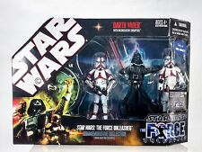 Vader & Incinerator Troopers Star Wars 30th Anniversary Force Unleashed Walmart!