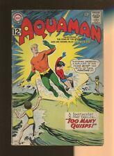 Aquaman 6 Vg 3.5 * 1 Book Lot * Aqualad! Too Many Quisps! Nick Cardy!