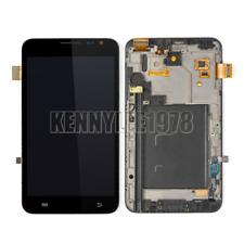 Full Amoled LCD Display Frame For Samsung galaxy Note 1 I9220 N7000 Black +tool