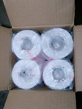 Bag Produce Roll Clear Merchandise Storage Bags Supermarket Food 12x20 Lot 4