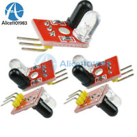 5PCS Infrared Sensor Obstacle Avoidance Module Probe for Smart Car Robot